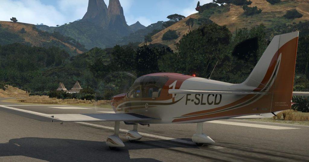 Aerobask Robin DR401 Image 1