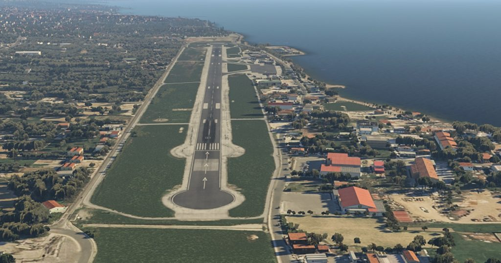 Descent2View Chios Airport Image 2