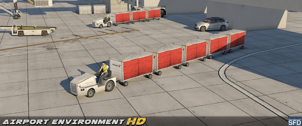 MisterX6 ShortFinalDesign Airport Environment HD 2.0 for X-Plane 11 - Image 2