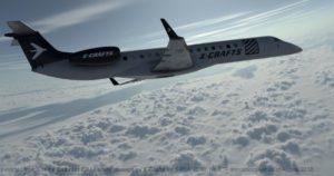 X-Crafts ERJ 145 announced - Image 2